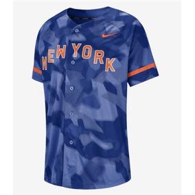 57afe6c4f9b19 Camiseta De Beisbol New York en Mercado Libre Perú