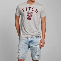 Polos Abercrombie And Fitch Hollister Talla M