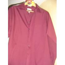 Vendo Camisa Color Rojo Vhan Hiusen Talla 16 En Perfecto Est