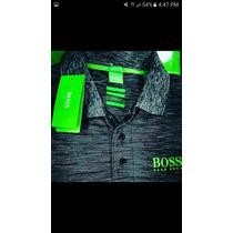 Polo Hugo Boss Original Talla S M L Xl Remate Ocasion