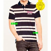Polo Aeropostale Camisero 100% Original T-shirt Nuevo