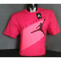   Usa    Polo Jordan Logo Retro Talla [x-l] Color Rojo