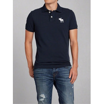 Abercrombie & Fitch Polo Camisero Modelo Silver Lake Usa