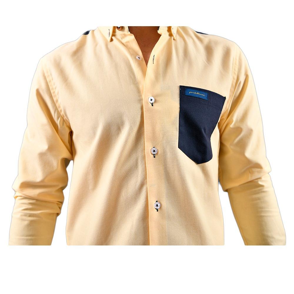53b3c277aeb1b camisas porto blanco mujer y hombre iguales amarillo de-449. Cargando zoom.