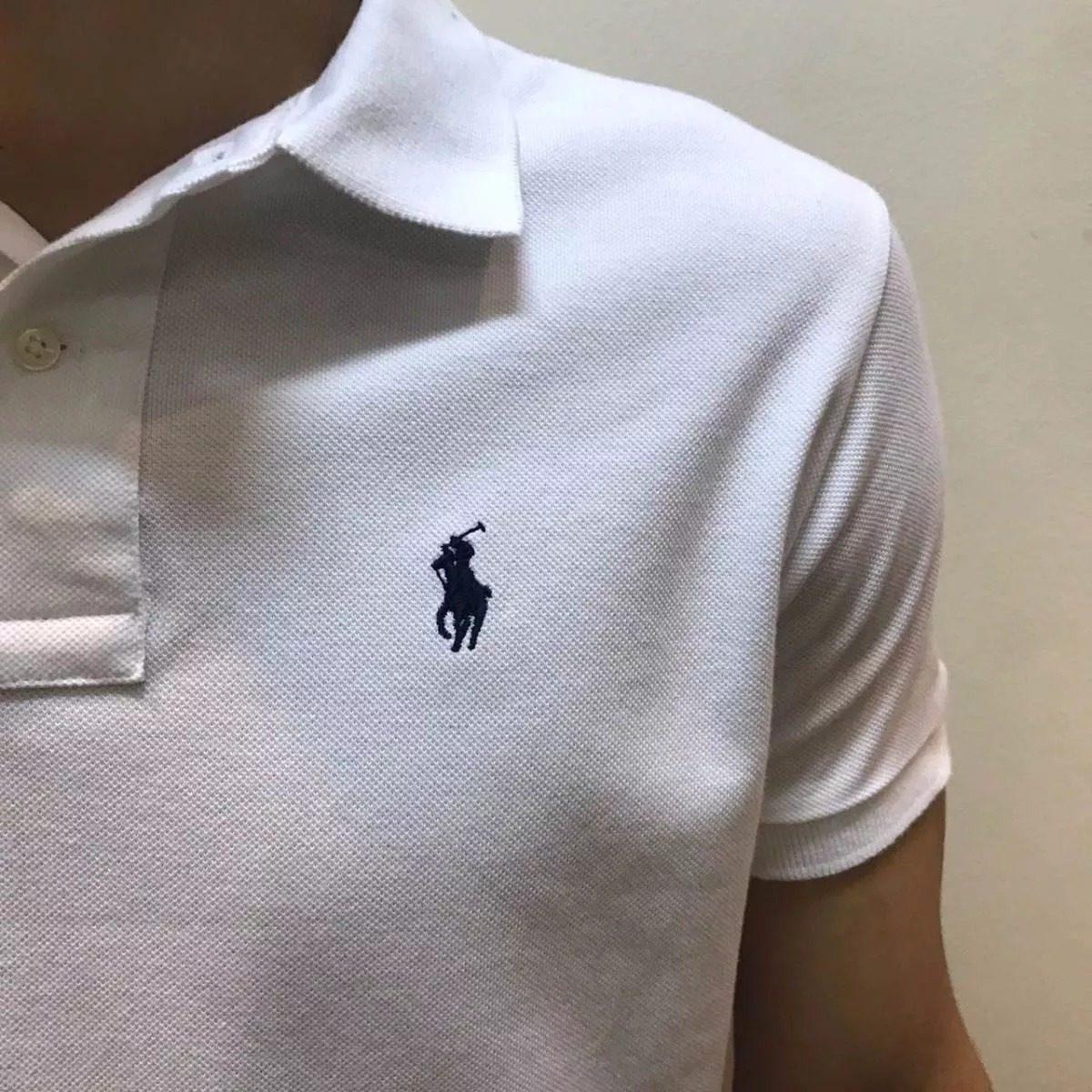 7a47fcfbd1 Camisas Ralph Lauren Polo- Ótimo Preço/envio Rápido - R$ 129,55 em ...