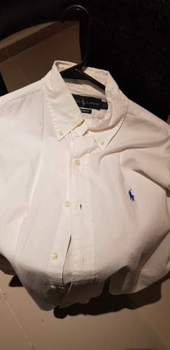 camisas ralph lauren y lacoste.