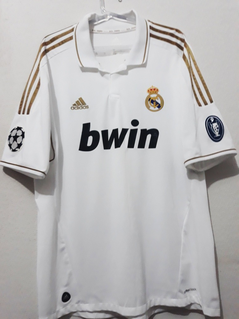 Kit 3 Camisas Do Real Madrid - R  420 0e6c4d1fde342