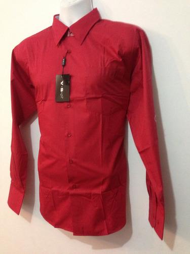 2018 Blusas rojas para mujer moda Otoño Invierno chifón