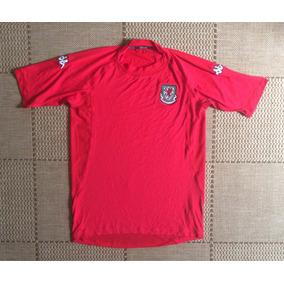 26a4b79a224fc Camisa Pais De Gales Bale Infantil - Camisas de Futebol no Mercado Livre  Brasil