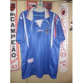 284054157c7ad Camisa Franca Replica - Camisa França Masculina no Mercado Livre Brasil