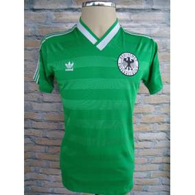 f2d47690f93c8 Camisa Da Alemanha Verde - Camisas de Futebol no Mercado Livre Brasil