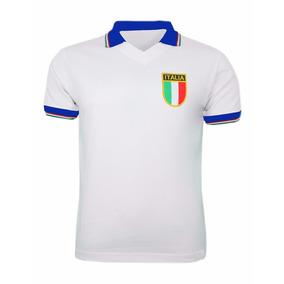 45d4baf97bb67 Camisa Itália Masculina no Mercado Livre Brasil
