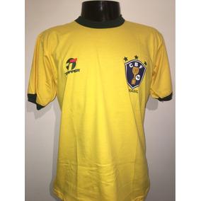 cf64f67fbf76d Camisa Brasil 82 Zico - Futebol no Mercado Livre Brasil