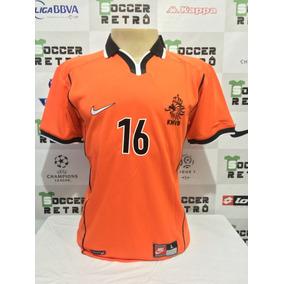 34a2449021a12 Camisa Holanda Copa 1998 - Futebol no Mercado Livre Brasil