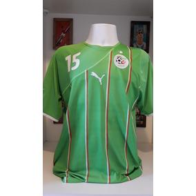 d39a406d0ab0a Camisa Argelia - Camisas de Futebol no Mercado Livre Brasil