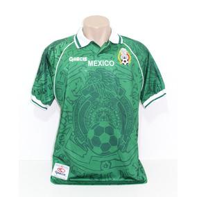 6e3469820a408 Camisa Da Seleção Do México - Camisa México Masculina no Mercado Livre  Brasil