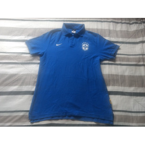 9c6c0aaaf4872 Camisa Nike Cbf Brasil Replica - Futebol no Mercado Livre Brasil