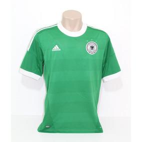 af07b33fc946d Camisa Alemanha Verde Incrivel - Camisa Alemanha Masculina no Mercado Livre  Brasil