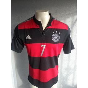 acc5d2f98b29c Camisa Alemanha 2014 - Futebol no Mercado Livre Brasil