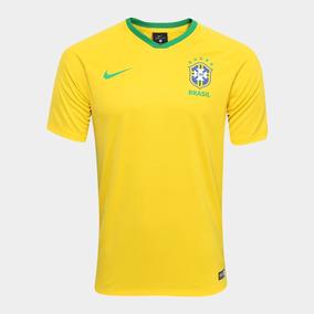 352769ed34e8e Camisa Nike Seleção Brasil Iii - Futebol no Mercado Livre Brasil
