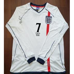 125fba5c52f7a Camisas Da Copa De 2002 - Camisa Masculina de Seleções de Futebol no  Mercado Livre Brasil