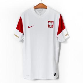 2b1266f70 Camisa Polonia 1974 - Futebol no Mercado Livre Brasil