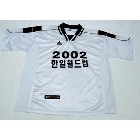 8e0220073c9c4 Camisa Coreia Do Sul 2002 - Futebol no Mercado Livre Brasil
