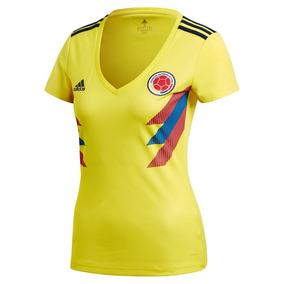 c7d82fc2bb18d Camisa Selecao Colombia Feminina - Camisa Colômbia no Mercado Livre Brasil