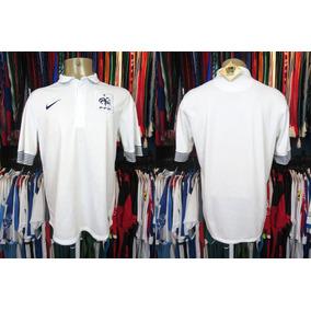 549e3c35e7414 Camisa Franca Branca - Camisas de Futebol no Mercado Livre Brasil