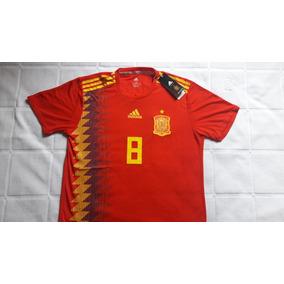 bd712214142d6 Iniesta - Camisas de Futebol no Mercado Livre Brasil