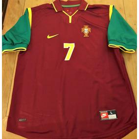 7bd46d98a52f5 Camisa Portugal 2004 - Camisa Portugal Masculina no Mercado Livre Brasil