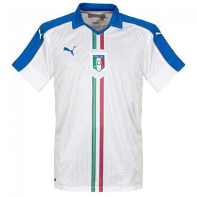 b180b0b1d3de5 Camisa Italia 2016 - Camisa Itália Masculina no Mercado Livre Brasil