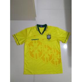 b9bbef269163a Camisa Brasil Tetra Umbro no Mercado Livre Brasil