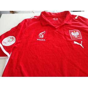 c95f6370a Cachecol Polonia - Futebol no Mercado Livre Brasil
