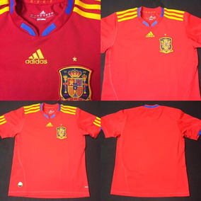 ee290115b7447 Camisa Espanha Infantis no Mercado Livre Brasil