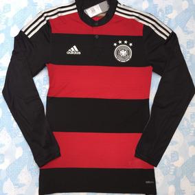 b379c0d2fbdb2 Camisa Alemanha Away 2014 Adidas - Camisa Alemanha Masculina no Mercado  Livre Brasil