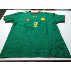 9411abf4e229e Camisa Da Seleção De Camarões - Futebol no Mercado Livre Brasil