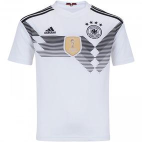 fa24c56f75978 Camisa Alemanha - Camisas de Futebol no Mercado Livre Brasil