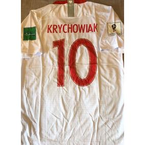 6b4f1f789 Camisa Do Cracovia Polonia - Futebol no Mercado Livre Brasil