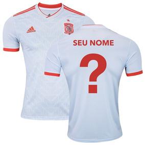 252da5db15353 Camisa Barcelona 8 Iniesta - Camisas de Futebol no Mercado Livre Brasil
