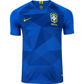 63016d546e8a8 Camisa Seleção Brasileira De Concentração no Mercado Livre Brasil