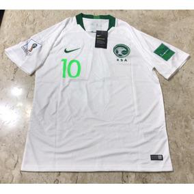 898659e09 Camisa Arabia Saudita - Masculina em De Seleções no Mercado Livre Brasil
