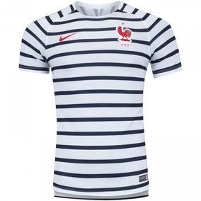 f3e23db32145f Camisa De Treino Da Seleçao Francesa - Futebol no Mercado Livre Brasil