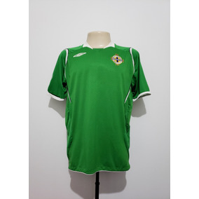 333903bf5f92e Camisa Irlanda Do Norte - Camisa Masculina de Seleções de Futebol no  Mercado Livre Brasil
