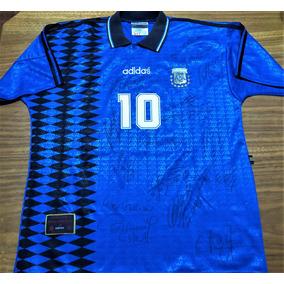 559e7ec310a69 Camisa Da Seleção Brasileira Azul 1994 no Mercado Livre Brasil