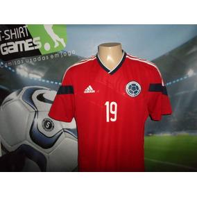 7f6162d75d2ce Camisa Colombia Feminina - Camisa Colômbia no Mercado Livre Brasil