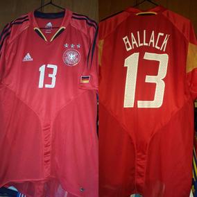 a6705d74c52c9 Camisa Da Alemanha 13 Ballack - Futebol no Mercado Livre Brasil