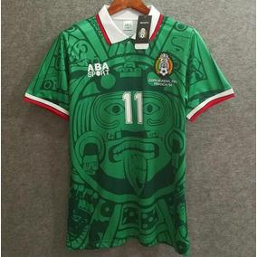 74646a6e566a8 Camisa Mexico 1998 - Camisa México Masculina no Mercado Livre Brasil