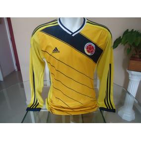 f68976116a506 Uniforme Da Colômbia - Camisa Colômbia Masculina no Mercado Livre Brasil