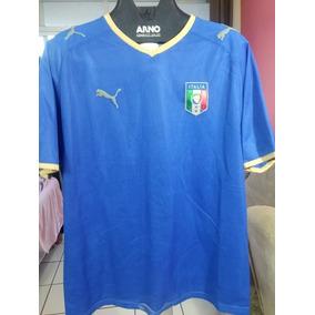 e42d92333704d Camisa Selecao Italia Camisas Selecoes Italia no Mercado Livre Brasil